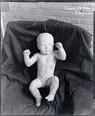 view Three Week Old Baby [sculpture] / (photographed by Peter A. Juley & Son) digital asset number 1