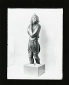 view Male Figure [sculpture] / (photographed by Peter A. Juley & Son) digital asset number 1