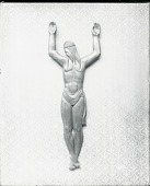 view Christ [sculpture] / (photographed by Peter A. Juley & Son) digital asset number 1