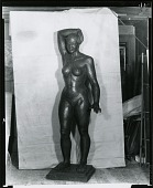 view Hilda [sculpture] / (photographed by Peter A. Juley & Son) digital asset number 1