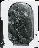 view Relief sculpture of Mother and Child [sculpture] / (photographed by Peter A. Juley & Son) digital asset number 1
