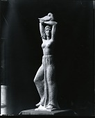 view Model for Girl with Dove [sculpture] / (photographed by Peter A. Juley & Son) digital asset number 1