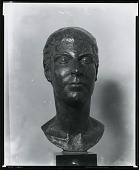 view Portrait Head [sculpture] / (photographed by Peter A. Juley & Son) digital asset number 1