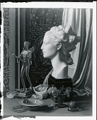"""view Still Life with """"Zephyr"""" and """"Head of Zephyr"""" [painting] / (photographed by Peter A. Juley & Son) digital asset number 1"""
