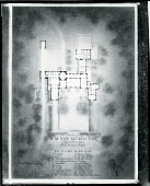 view Floor plan for Residence of M. M. Van Beuren (Newport, RI) [drawing] / (photographed by Peter A. Juley & Son) digital asset number 1