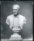 view Thomas Hastings (sketch) [sculpture] / (photographed by Peter A. Juley & Son) digital asset number 1