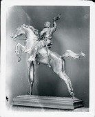 view Theodore Roosevelt [sculpture] / (photographed by Peter A. Juley & Son) digital asset number 1