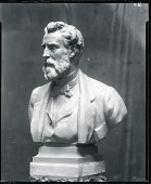 view John Lothrop Motley [sculpture] / (photographed by Peter A. Juley & Son) digital asset number 1