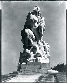 view Marne Battle Memorial, America's Gift to France [sculpture] / (photographed by Peter A. Juley & Son) digital asset number 1
