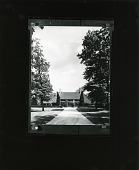 view Residence of P. D. Armour (Lake Forest, IL), Garage [photograph] / (photographed by Peter A. Juley & Son) digital asset number 1
