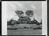 view Residence of M. M. Van Beuren (Newport, RI), South Front, [photograph] / (photographed by Peter A. Juley & Son) digital asset number 1