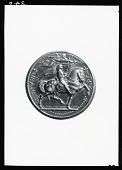 view Jeanne d'Arc Medal (obverse) [sculpture] / (photographed by Peter A. Juley & Son) digital asset number 1