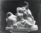 view Rape of Europa [sculpture] / (photographed by Peter A. Juley & Son) digital asset number 1