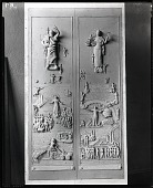 view Law and Justice Relief Panel [sculpture] / (photographed by Peter A. Juley & Son) digital asset number 1