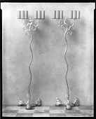 view Candelabra [sculpture] / (photographed by Peter A. Juley & Son) digital asset number 1