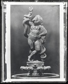 view Infant Hercules Fountain [sculpture] / (photographed by Peter A. Juley & Son) digital asset number 1