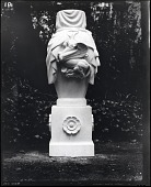 view Pedestal with Pegasus and Floral Details [sculpture] / (photographed by Peter A. Juley & Son) digital asset number 1