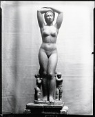 view Leda [sculpture] / (photographed by Peter A. Juley & Son) digital asset number 1