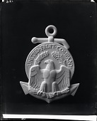 view Model for United Fruit Company Medal (obverse) [sculpture] / (photographed by Peter A. Juley & Son) digital asset number 1