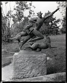 view Actaeon [sculpture] / (photographed by Peter A. Juley & Son) digital asset number 1