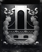 view Seal of the Triborough Bridge and Tunnel Authority [sculpture] / (photographed by Peter A. Juley & Son) digital asset number 1