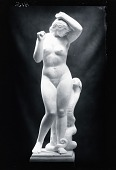 view Eve [sculpture] / (photographed by Peter A. Juley & Son) digital asset number 1