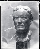 view Myron T. Herrick [sculpture] / (photographed by Peter A. Juley & Son) digital asset number 1