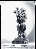 view Little Brother [sculpture] / (photographed by Peter A. Juley & Son) digital asset number 1