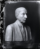 view John D. Rockefeller [sculpture] / (photographed by Peter A. Juley & Son) digital asset number 1