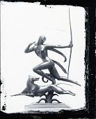 view Diana [sculpture] / (photographed by Peter A. Juley & Son) digital asset number 1