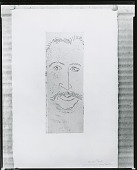 view Portrait of Walter Pach [graphic arts] / (photographed by Peter A. Juley & Son) digital asset number 1