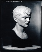 view Theodore Dwight Woolsey [sculpture] / (photographed by Peter A. Juley & Son) digital asset number 1