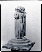 view Model for Fortitude, Kindliness, Vision [sculpture] / (photographed by Peter A. Juley & Son) digital asset number 1