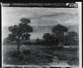 view Pasture at Evening [painting] / (photographed by Peter A. Juley & Son) digital asset number 1
