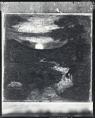 view Macbeth and the Witches [painting] / (photographed by Peter A. Juley & Son) digital asset number 1