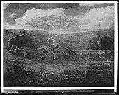 view The Race Track [painting] / (photographed by Peter A. Juley & Son) digital asset number 1