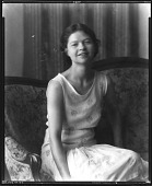 view Portrait of a Woman [photograph] / (photographed by Peter A. Juley & Son) digital asset number 1