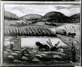 view Rye Harvest [painting] / (photographed by Peter A. Juley & Son) digital asset number 1