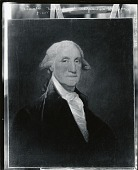 view George Washington (Vaughan Portrait) [painting] / (photographed by Peter A. Juley & Son) digital asset number 1