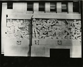 view Louisiana State Capitol, Louisiana History and Life Frieze (detail) [sculpture] / (photographed by Peter A. Juley & Son) digital asset number 1