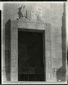 view Louisiana Capitol Portal Reliefs [sculpture] / (photographed by Peter A. Juley & Son) digital asset number 1