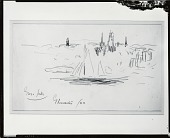 view Gloucester [drawing] / (photographed by Peter A. Juley & Son) digital asset number 1