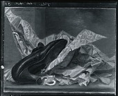 view The Old Shoe [painting] / (photographed by Peter A. Juley & Son) digital asset number 1