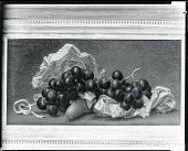 view Still Life with Grapes and Pear [painting] / (photographed by Peter A. Juley & Son) digital asset number 1