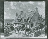 view Cottage by the Sea [painting] / (photographed by Peter A. Juley & Son) digital asset number 1