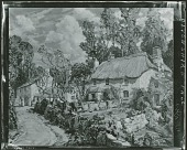 view Devon Farm [painting] / (photographed by Peter A. Juley & Son) digital asset number 1