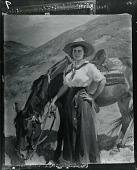 view Josie of the Hills [painting] / (photographed by Peter A. Juley & Son) digital asset number 1