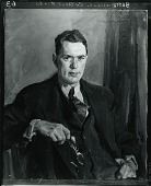 view Daniel Catton Rich [painting] / (photographed by Peter A. Juley & Son) digital asset number 1