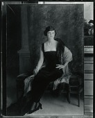 view Mrs. Edward Small Moore [painting] / (photographed by Peter A. Juley & Son) digital asset number 1