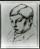 view Samuel Salk [drawing] / (photographed by Peter A. Juley & Son) digital asset number 1